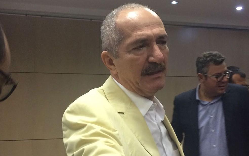 Pré-candidato à Presidência da República Aldo Rebelo (SD) (Foto: Tahiane Stochero)