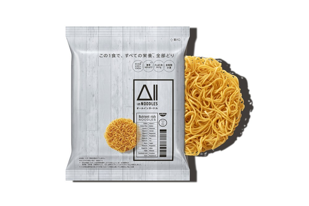 All-In Noodles (Foto: NISSIN JP)