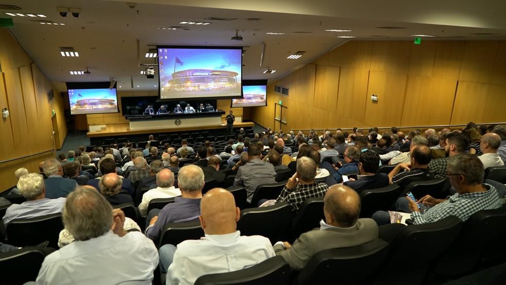 Reunião no Conselho Deliberativo do Grêmio ocorrerá de maneira virtual — Foto: Luciano Amoretti / Grêmio, DVG