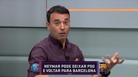 """Rizek: """"Parece que o Tite faz parte de uma comissão técnica do pai do Neymar"""""""