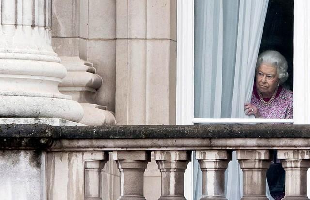 Rainha Elizabeth II (Foto: Tim Rooke / Shutterstock)