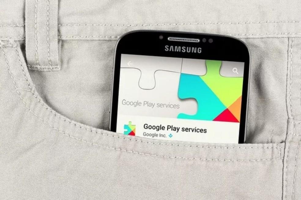 Rede de celulares conectados via Google Play Services pode ajudar a encontrar smartphones — Foto: Divulgação/Google