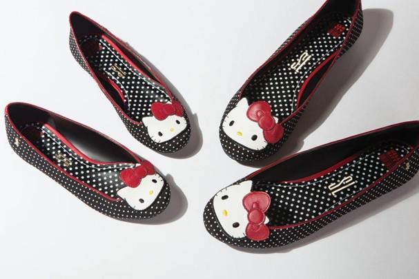 Santa Lolla + Hello Kitty (Foto: Divulgação)