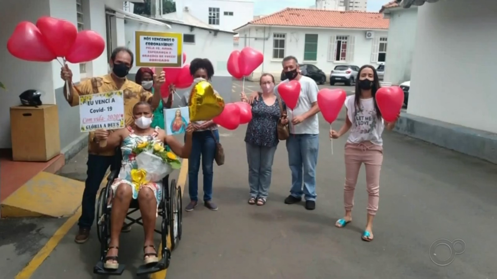 Casal celebra o Natal junto à família em Tatuí após vencer a Covid-19
