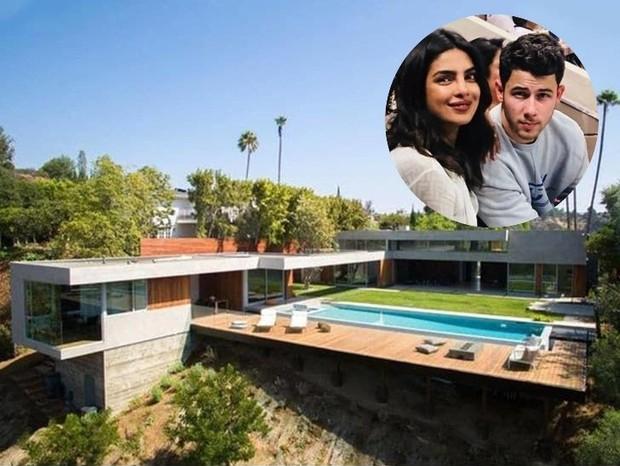 Nick Jonas compra mansão (Foto: Redfin/The MLS.com/Reprodução)