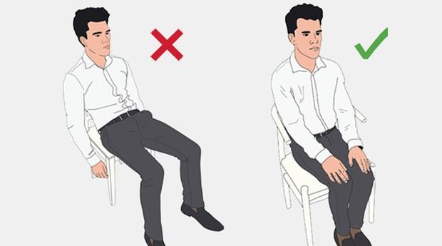 Também é possível usar a calça sentado (Foto: Divulgação/Shreddies )