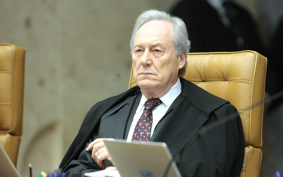O ministro do STF Ricardo Lewandowski, relator do caso de Bolsonaro — Foto: Carlos Moura/SCO/STF