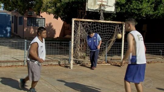 Associação Juliano Varela se prepara para a ParaCopa Brasil