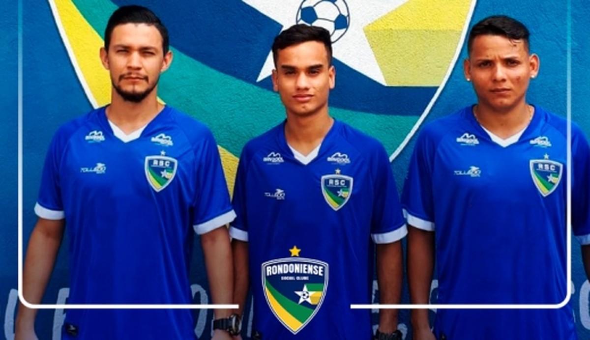 Mais três  Rondoniense anuncia contrato de pratas da casa para elenco 2019   99bd0fe9111a9