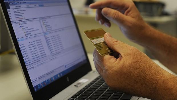 e-commerce, compras pela internet, cartão de crédito (Foto: Marcello Casal jr/Agência Brasil)