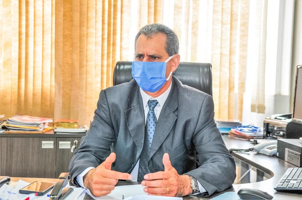 Adval Cardoso, Corregedor-Geral da Polícia Civil do DF, em imagem de arquivo — Foto: Acacio Pinheiro/Agência Brasília
