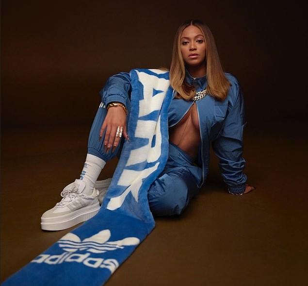 A cantora Beyoncé (Foto: Instagram)
