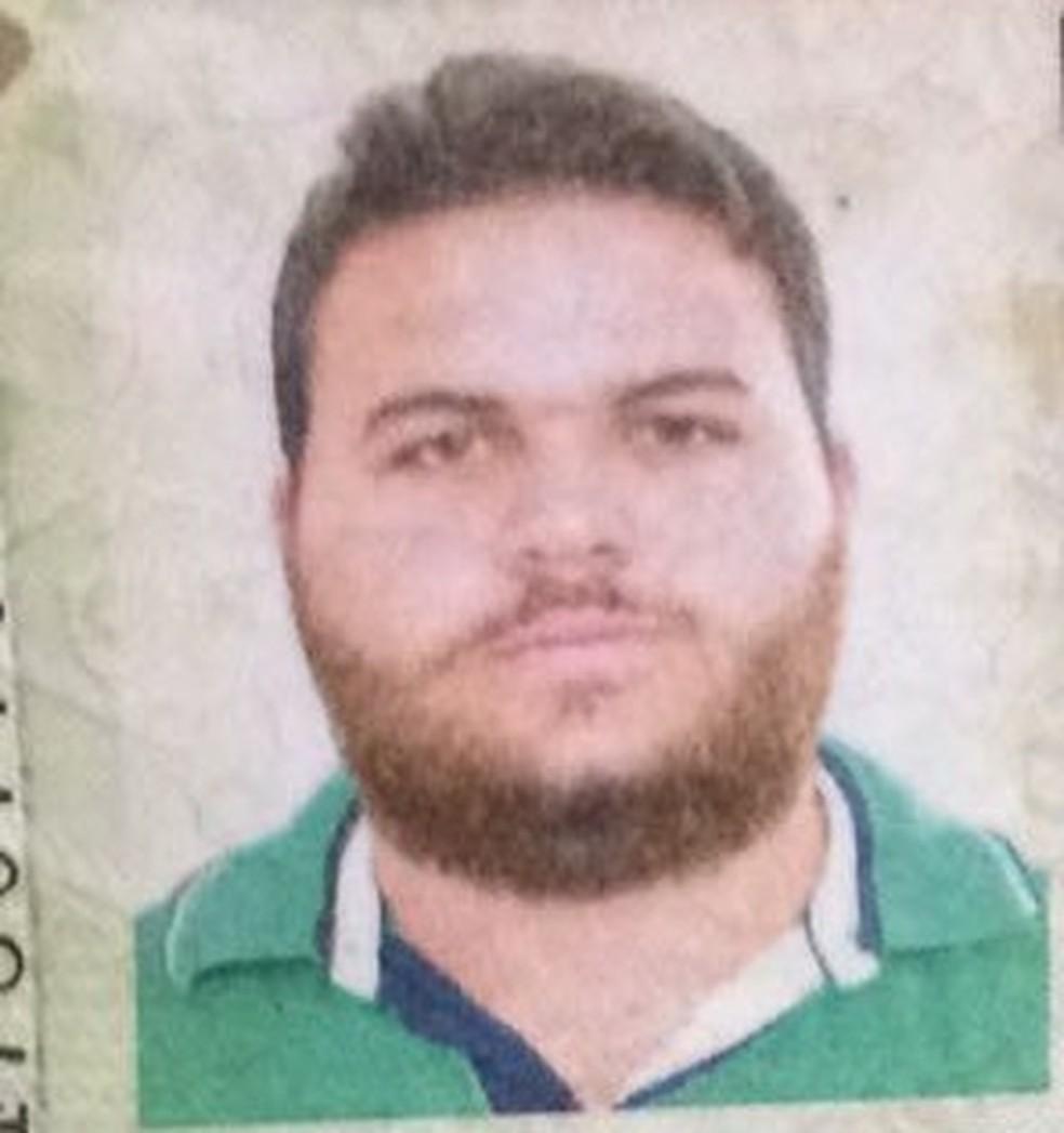 Homem morreu após ser baleado durante ataque em Palmas (Foto: Reprodução)
