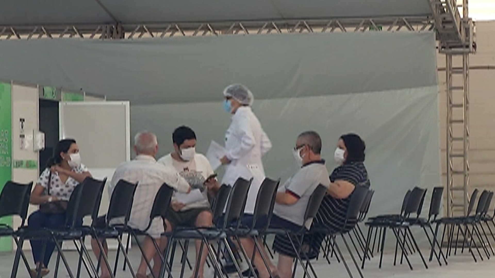 Hospital de Campanha de Ferraz de Vasconcelos encerra atividades