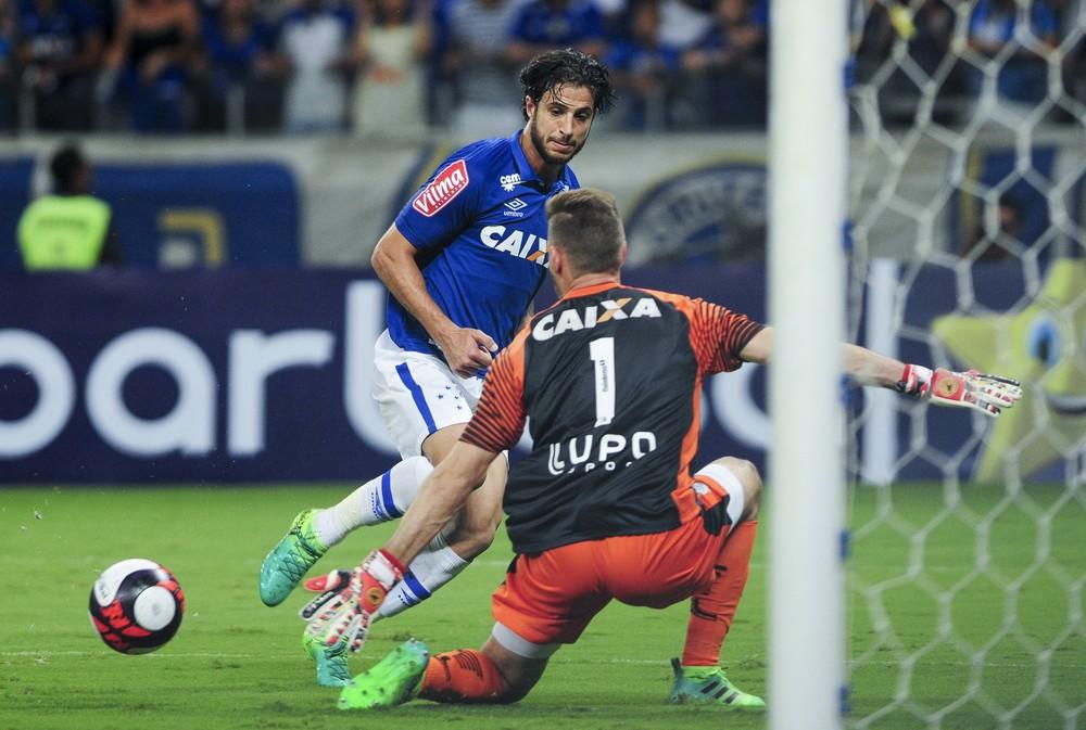 Cruzeiro consolida oferta ao São Paulo para fechar com Hudson