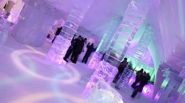 The Ice Bar (Foto: Reprodução/Pinterest)
