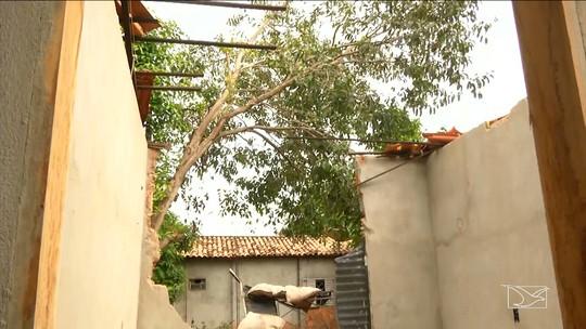 Três meses após queda de torre, famílias sofrem em João Lisboa, MA