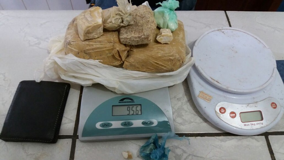 Denúncia informou sobre ponto de venda de droga (Foto: Sevic Urupá/Divulgação)