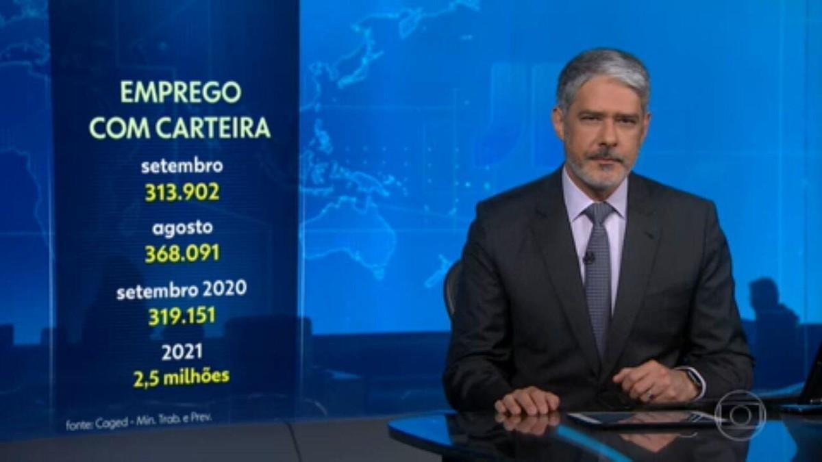 Brasil abre quase 314 mil empregos com carteira assinada em setembro