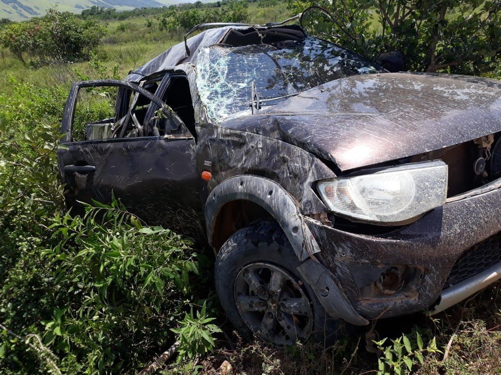 Vítimas de capotamento em Uiramutã continuam internadas no HGR - Notícias - Plantão Diário