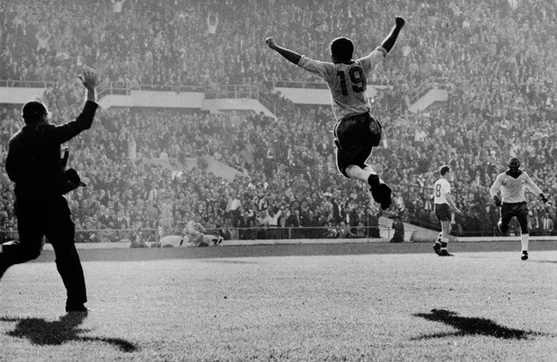 Copa do Mundo 1962 (Foto: Getty Images)