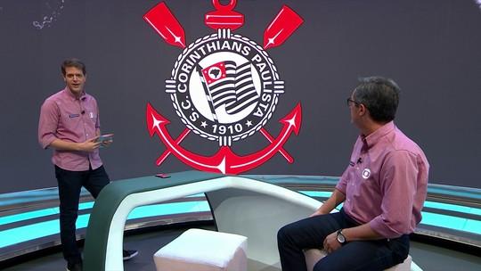 """Lino comenta sobre o Corinthians no Brasileirão: """"Duvido que dê tempo para ser um campeonato de título"""""""