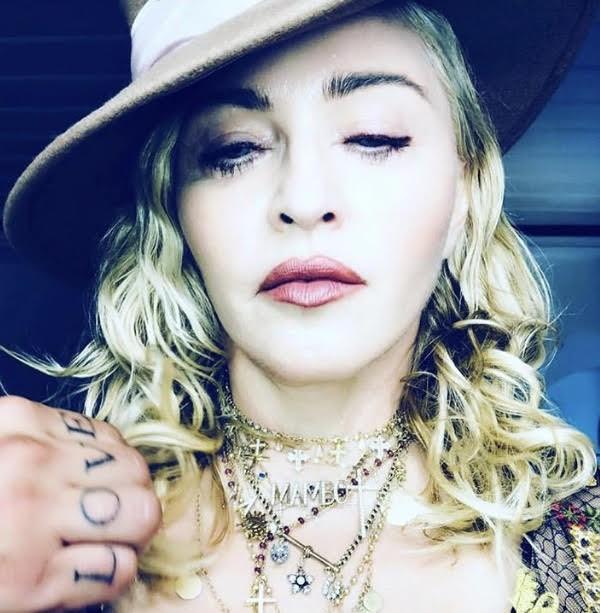Madonna comemora seu aniversário em Marrakech (Foto: Instagram Madonna/ Reprodução)