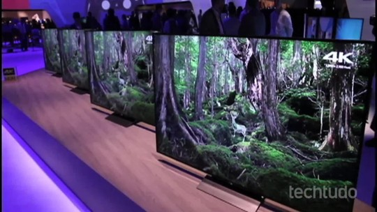 TV Bravia X930D da Sony traz tecnologia 4K inovadora; veja impressões