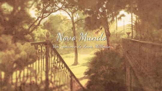 Livro 'Novo Mundo': um romance de Anna Millman