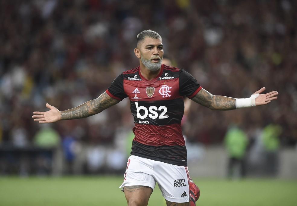 BS2 vai deixar de patrocinar o Flamengo — Foto: André Durão/GloboEsporte.com