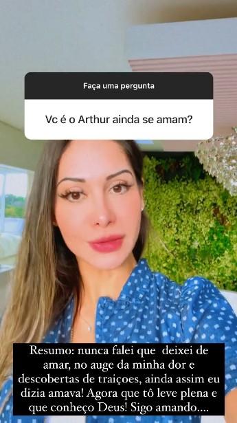 Mayra Cardi (Foto: Reprodução / Instagram)