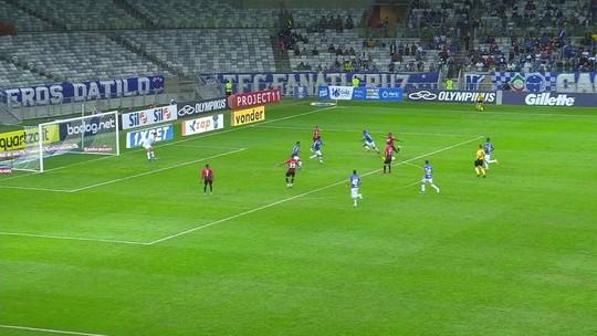 Veja o gol e melhores momentos de Cruzeiro x Athletico, pelo Brasileirão