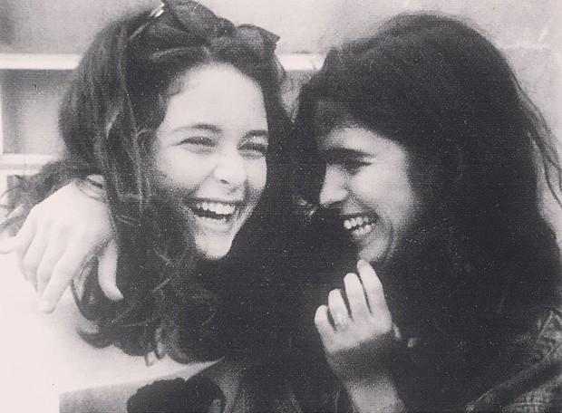 Claudia Abreu e Malu Mader (Foto: Reprodução/Instagram)