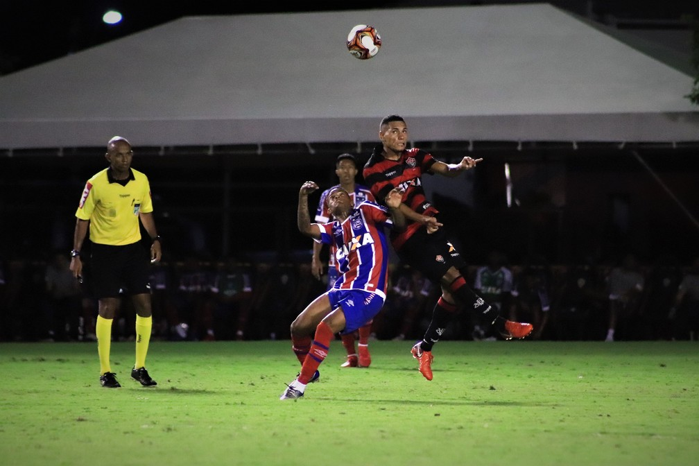 Bahia e Vitória se enfrentaram três vezes com times de aspirantes — Foto: Maurícia da Matta / EC Vitória / Divulgação