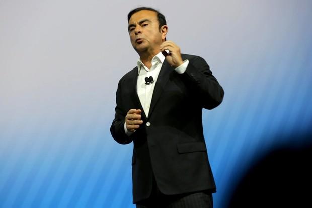 Carlos Ghosn, CEO da Nissan (Foto: Divulgação )