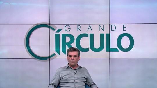 """Grande Círculo: Andrés Sanchez fala sobre """"coisas estranhas"""" em Brasília e do peso de Ronaldo"""