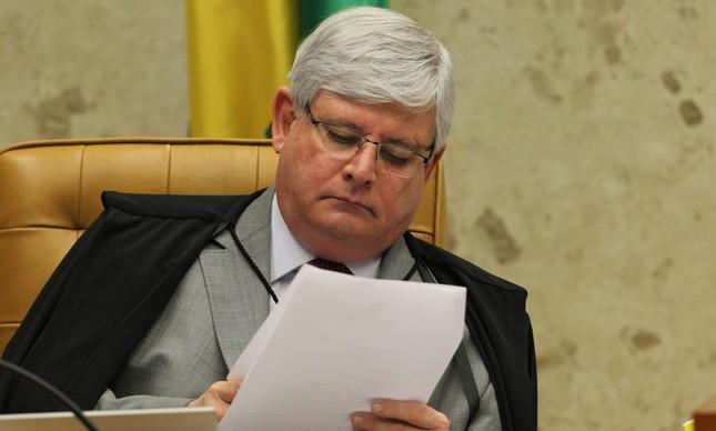 O procurador-geral da República, Rodrigo Janot (Foto: Jorge William /Agência O Globo)