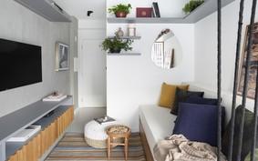 Como escolher as cores para salas pequenas