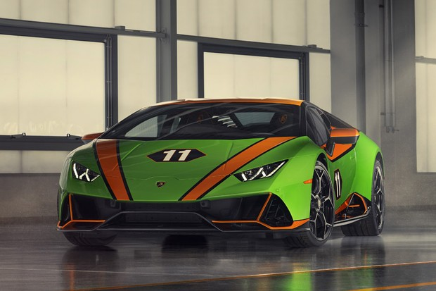Lamborghini Huracán  (Foto:  Divulgação)