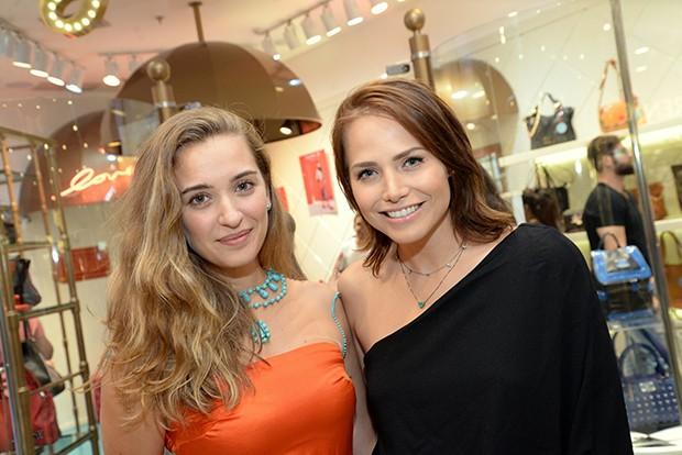 Juliana Boller e Leticia Colin (Foto: Divulgação)