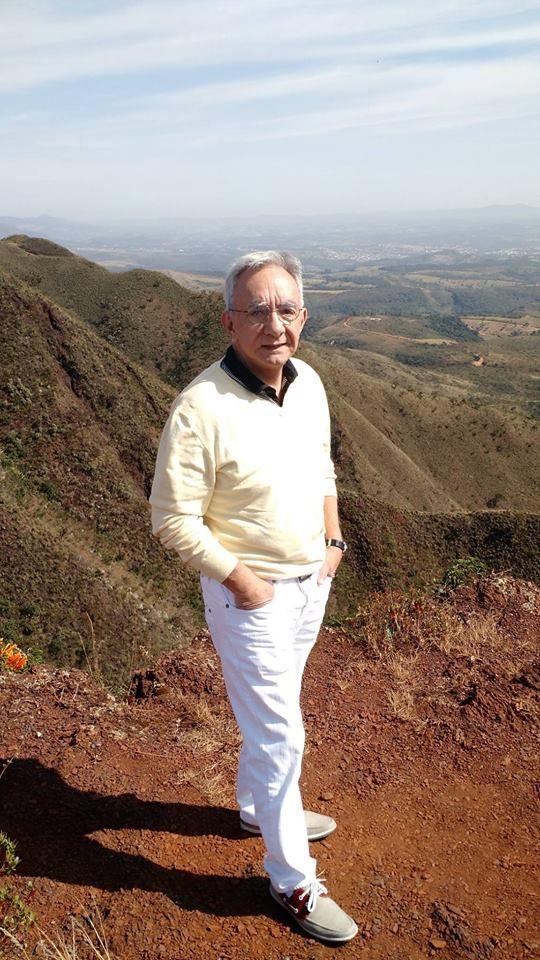 Márcio Mascarenhas é um dos desaparecidos da tragédia de Brumadinho, MG (Foto: Reprodução / Facebook)