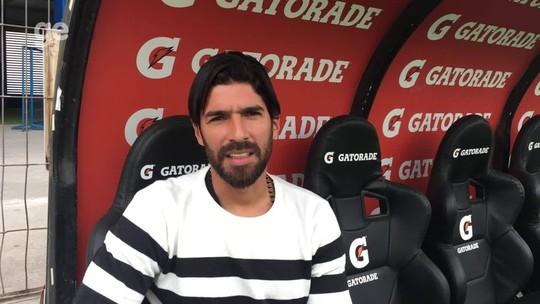 """As 13 """"saudades"""" de Loco, que ainda se vê no Botafogo: """"O sonho vai existir sempre"""""""