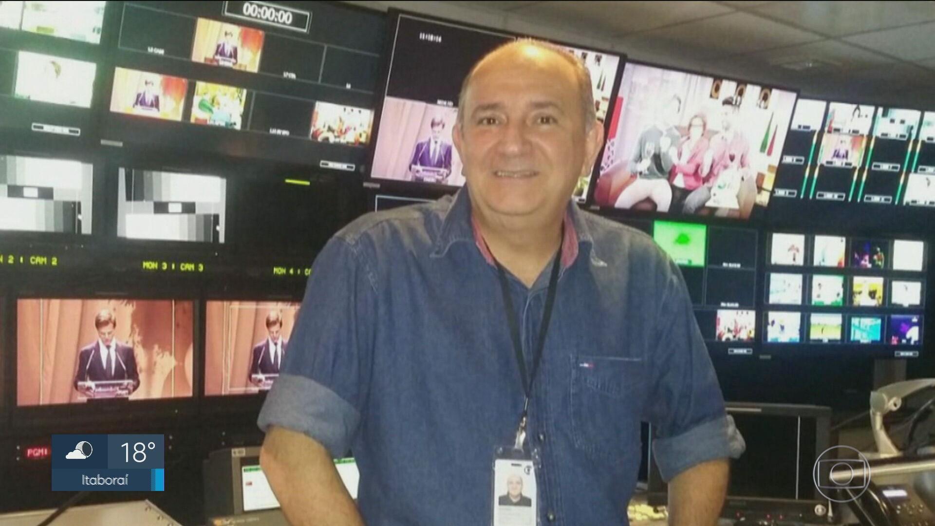 Coordenador de telejornais da TV Globo Davi Maia morre de Covid