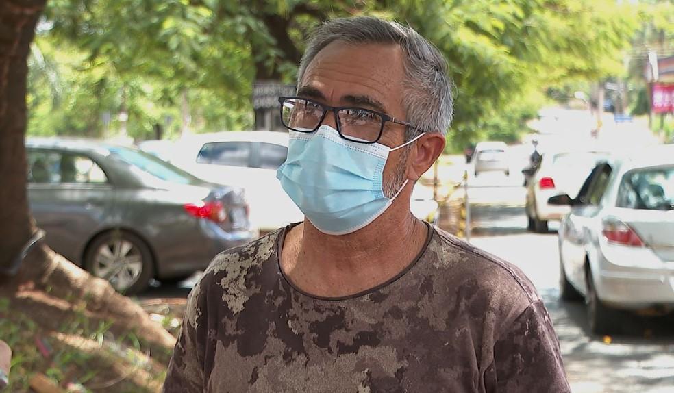 Izaías Cruz de Oliveira, gerente do Instituto Limite em Ribeirão Preto, SP — Foto: Aurélio Sal/EPTV
