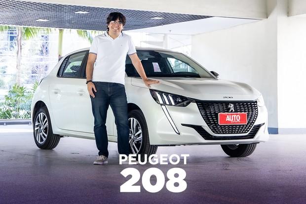 Vídeo: Peugeot 208 (Foto: Autoesporte)