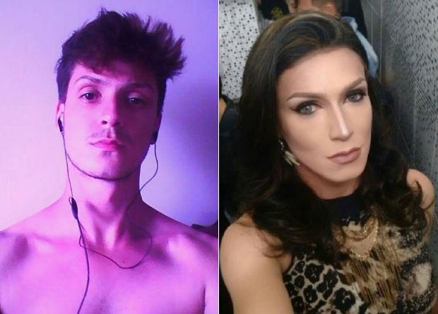 Miss Barueri Gay, Carmen O'Hara, de 23 anos (Foto: Divulgação)