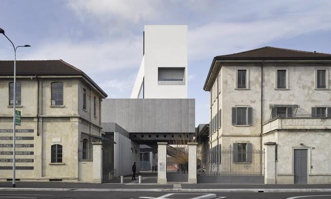 A nova Torre da Fondazione Prada inaugurada em abril