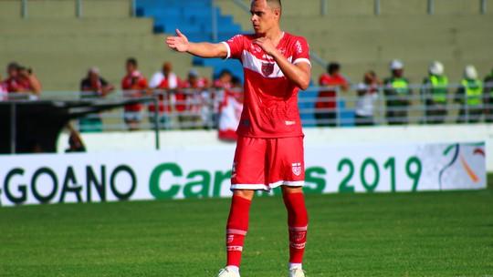 Foto: (Douglas Araújo/CRB)