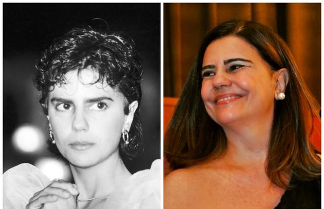 Mayara Magri, cuja última aparição na TV foi na série 'Toma lá dá cá', em 2009, era Helena Villar, filha de Renato e Carolina e estudante de Comunicação (Foto: Reprodução)
