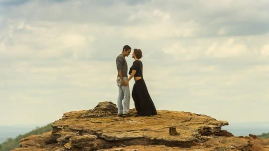 Perca o fôlego com 10 momentos que marcaram a história de amor de Maria e Hermano